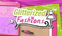 Project: Glitterized Fashions